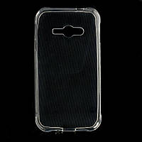 Чехол накладка силиконовый TPU Remax 0.2 мм для Huawei P8 Lite прозрачный