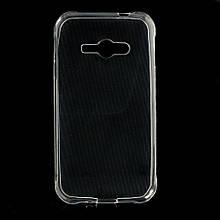 Чехол накладка силиконовый TPU Remax 0.2 мм для Huawei Y6 Pro Titan U02 прозрачный