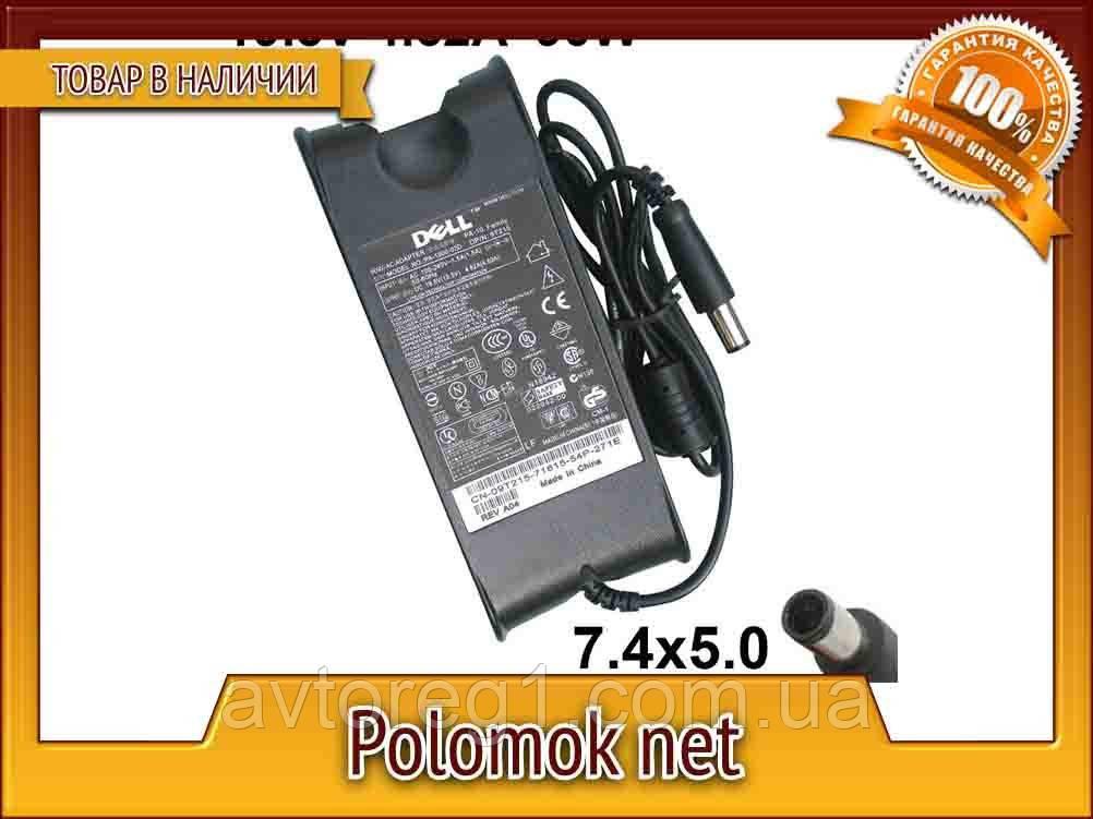 Зарядний пристрій Dell 19V 4.62A 90W 7.4*5.0 3pin