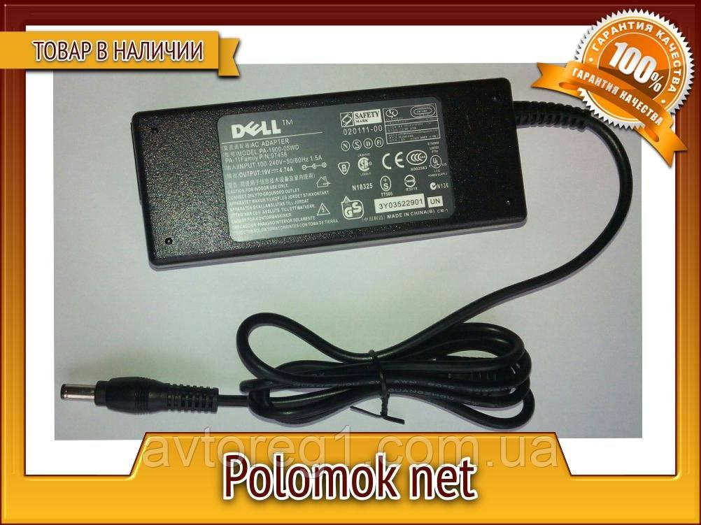 Dell 90W 19.V4.74A (5.5*2.5) 3pin блок живлення