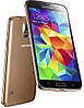 Смартфон Samsung G900 Galaxy S5 16GB Gold
