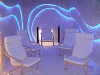 Строительство Соляных Пещер и комнат в Харькове