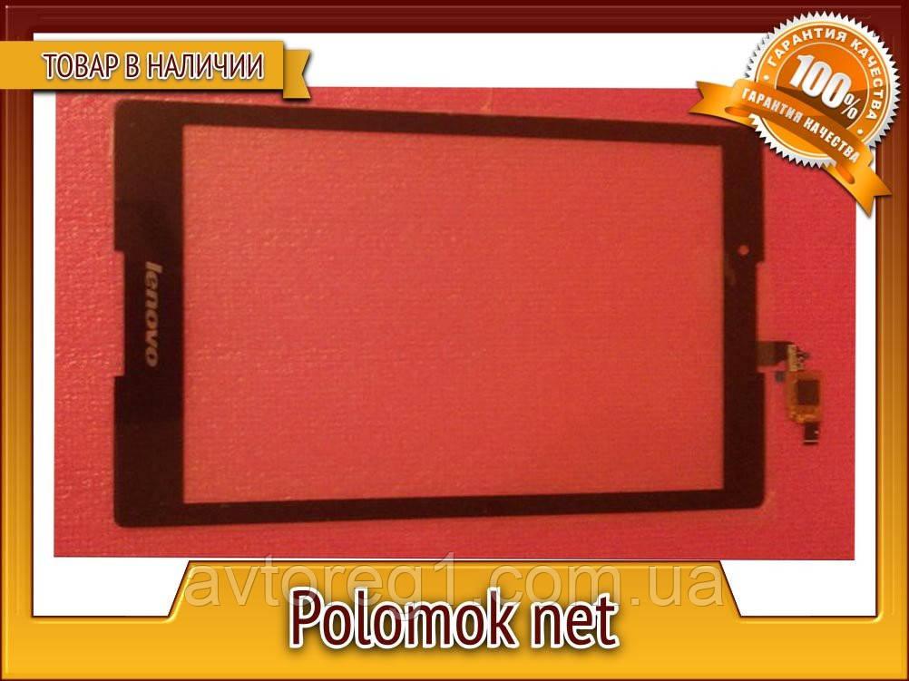 Сенсор Touch screen Lenovo IdeaTab 2  A8-50F черн