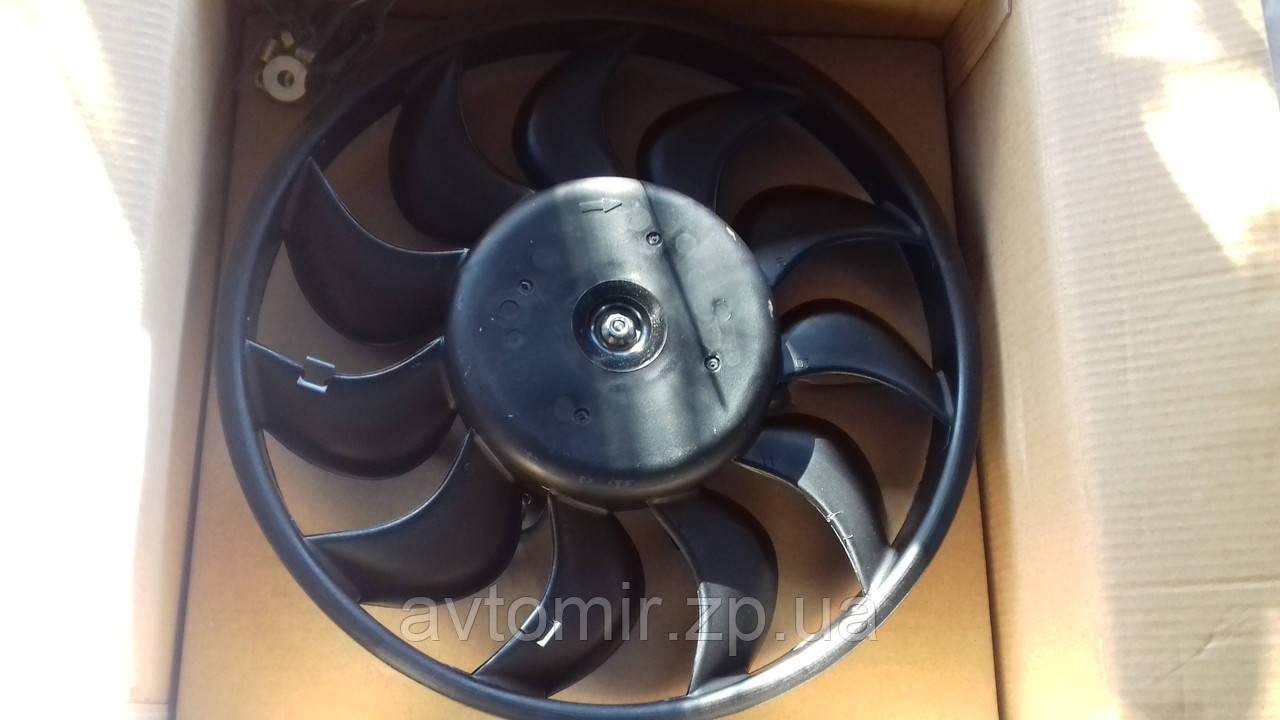 Вентилятор охлаждения радиатора ЗАЗ 1102-1105,Таврия,Славута. Sens ,ЛУЗАР