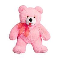 Мягкая игрушка Медведь Топтыгин маленький розовый