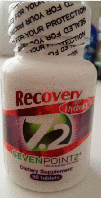 Recovery with HydroFX, seven point 2, 90tab