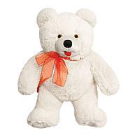 Мягкая игрушка Медведь Топтыгин маленький белый