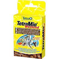 Тetra (Тетра) Корм для аквариумных рыб TetraMin Weekend 20шт