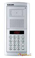 Вызывная панель Kocom KDP-100