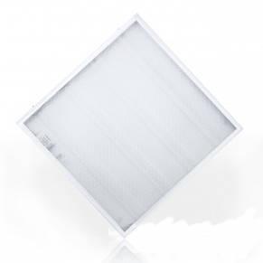 Светильник растровый светодиодный PRISMATIC LED-SH-595-20 6400K универсальный, фото 2