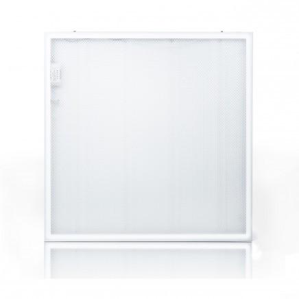 Светильник растровый светодиодный PRISMATIC LED-SH-595-20 6400K универсальный