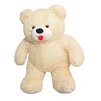 Мягкая игрушка Медведь Топтыгин большой молочный