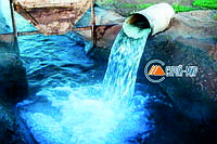 Изобретен способ очистки промышленных сточных вод за 3 минуты