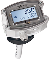 KFTM-CO2-W_DISPLAY -  датчик температуры, влажности + концентрации СО2