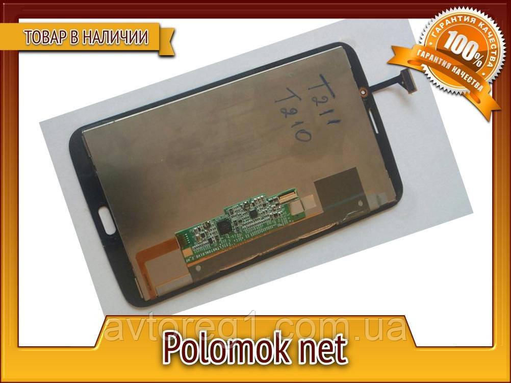 Тачскрин +LCD для Samsung SM-T211 белый оригинал
