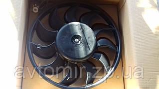 Вентилятор охлаждения радиатора ВАЗ 2108-21099, ЛУЗАР