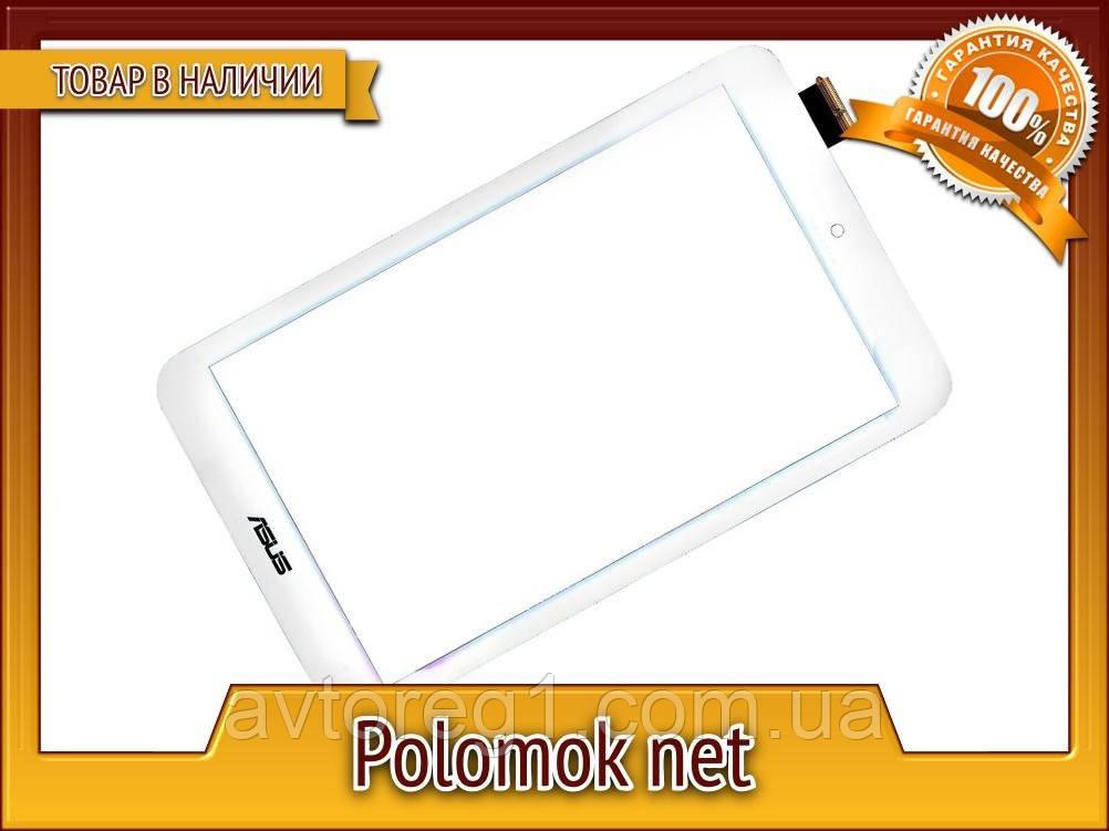 Сенсорное стекло  Asus MeMo Pad 8 ME180 ME180A бел