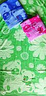 Полотенце махровое банное Ромашковый Мишка