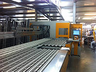 Пильно обрабатывающий центр на 240 окон в смену + центр обработки ПВХ и стали Federchen