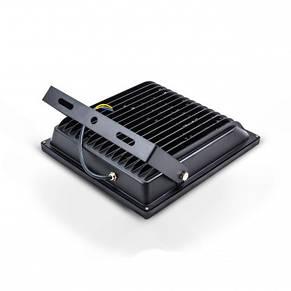 Прожектор светодиодный LED 100 Вт (W) ES-100-01 6400K 5500Lm SMD, фото 2
