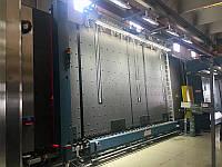 Стеклопакетная линия Lisec 3000 X 5000 газ пресс робот