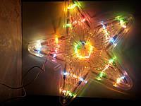 Новогодняя звезда на елку