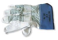 Кожаные перчатки EN 420