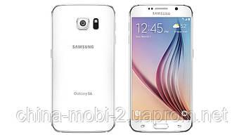 Смартфон Samsung Galaxy S6 64GB Duos G920 Pearl White , фото 2