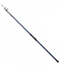 Телескопическое удилище с кольцами для рыбалки Kaida Knight 601-400 4 метра