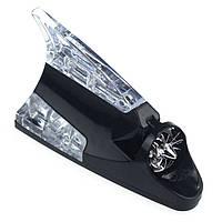 Спойлер на крышу с LED-подсветкой (акулий плавник как у BMW 7 серии)