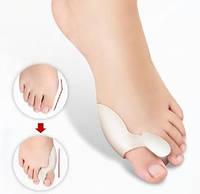 Фиксатор Valgus Pro - лечит косточки на ногах (фиксатор большого пальца вальгус про)
