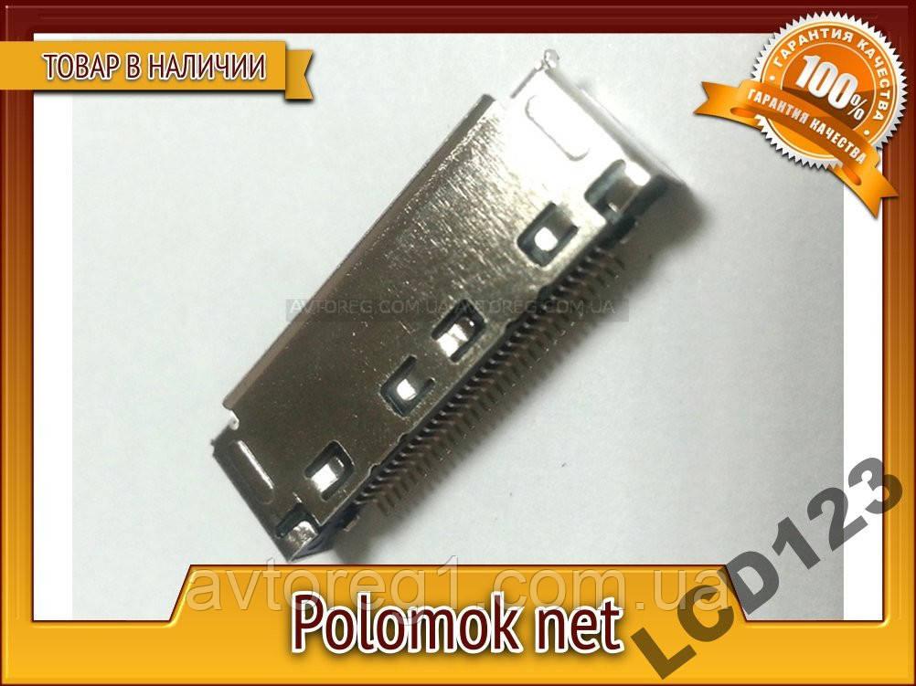 Разъем зарядки для планшета Samsung P6200 оригинал