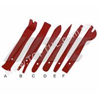 Комплект приспособлений для снятия облицовок панели 6 единиц 5625 JTC