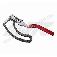 Ключ для снятия масляного фильтра цепной усиленный 60-160 мм 4724 JTC
