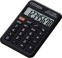 Калькулятор CITIZEN карманный СРС-110N