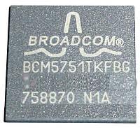 Микросхема Broadcom BCM5751TKFBG для ноутбука