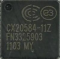 Микросхема Conexant CX20584-11z для ноутбука