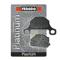 Комплект тормозных колодок Ferodo Platinum FDB314P, фото 1