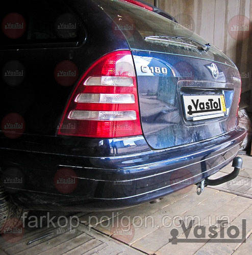 Фаркоп Mercedes C-klass W203 (sedan, universal) c 2000-2007 г.