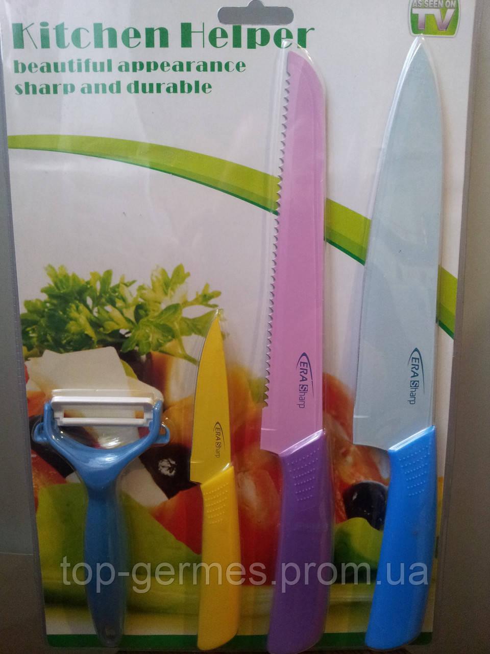 Набор ножей с керамическим покрытием