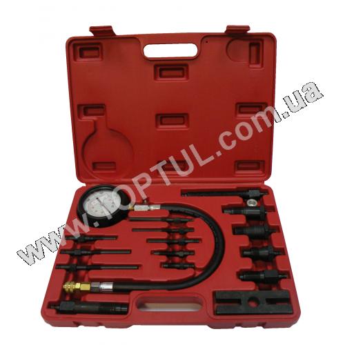 Компрессометр дизельный TRUCK HS-A1020B HESHITOOLS - ЧП «Интердеталь» - спецкрепеж, такелаж, рукава, шланги. в Полтаве