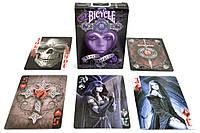 "Карты игральные ""Bicycle Anne Stokes Collection Dark Hearts Deck"""