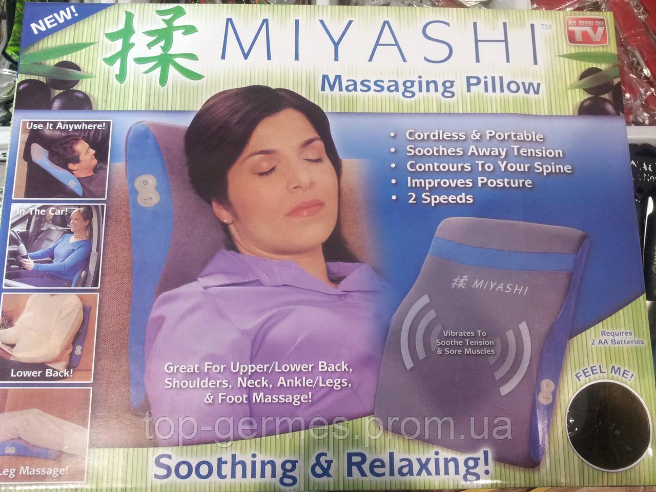 Вибро подушка для авто и дома