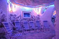 Проектирование и строительство соляных комнат.Design and construction of salt rooms