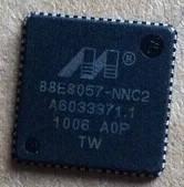Микросхема Marvell 88E8057-NNC2 для ноутбука
