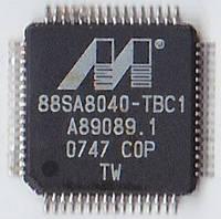 Микросхема Marvell 88SA8040-TBC1 для ноутбука