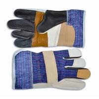 Перчатки кожаные Technics (16-178) утолщенные, размер L (пар.)