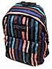 Городской мальчуковый рюкзак в полоску 28 л. Jansport 3334-9501-3 3d разноцвет