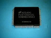 Микросхема National Semiconductors PC87392-VJG для ноутбука