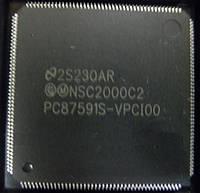 Микросхема National Semiconductors PC87591S-VPC100 для ноутбука
